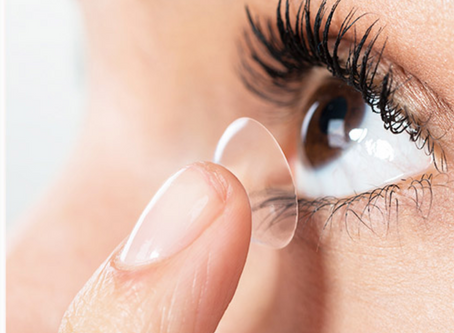 Connection between Contact Lenses and Deteriorating Vision