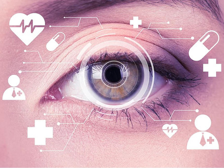 3 Ways To Actually Improve Your Eye Health