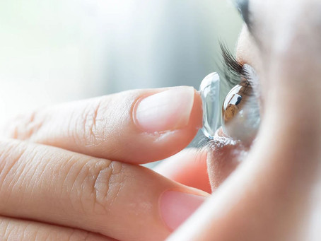 Here's What Really Happens When You Sleep In Your Contact Lenses