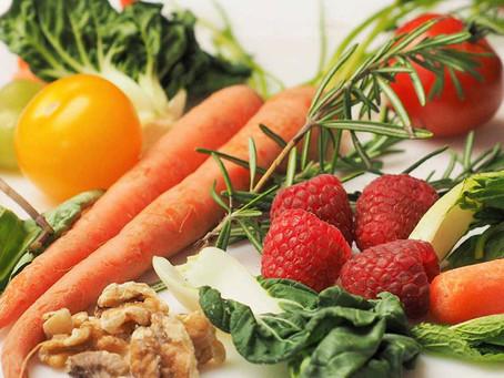 Summer is Eye-Healthy Food Time