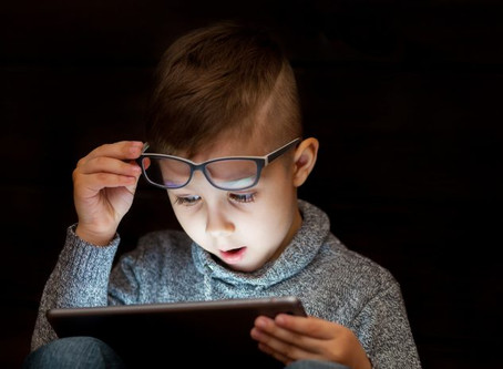 How Digital Devices Cause Nearsightedness