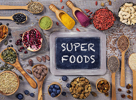 Superfoods for Your Eyes