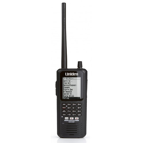 BCD436HP Handheld Digital Police Scanner (DMR Upgrade)