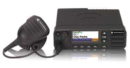 Motorola XPR 5550e UHF 2