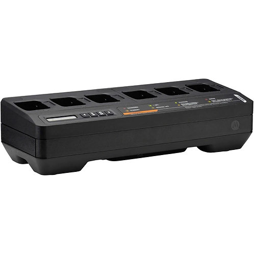 Motorola PMPN4284A IMPRES 2 Multi-Unit Charger with One Display