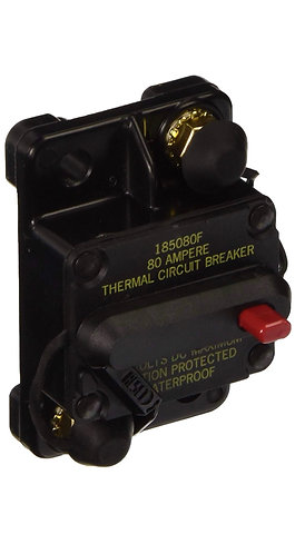 Bussmann 80Amp Circuit Breaker