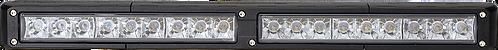 """Single Row 20"""" Continuum Series (Smoked Lens)"""