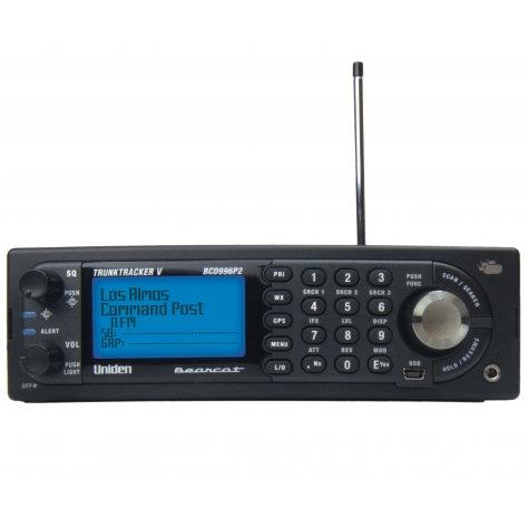 BCD996P2 Phase II Base/Mobile Digital Scanner