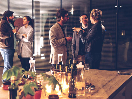 How to Network: Don't Worry, It'll Be Fun