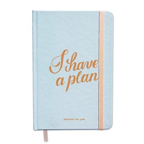 Ежедневник I HAVE A PLAN mini