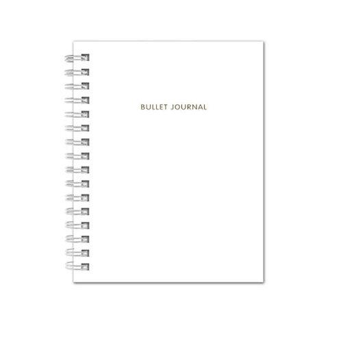 Bullet Journal Белый 162x210мм