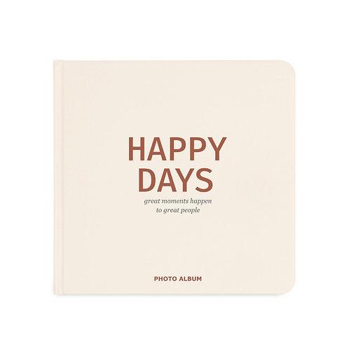 Фотоальбом «Happy days»