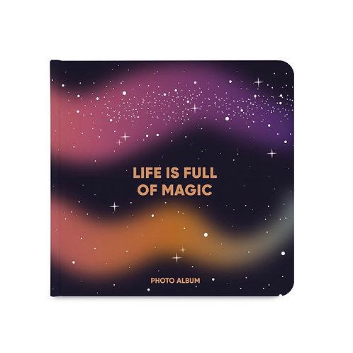 Фотоальбом «Life is full of magic»