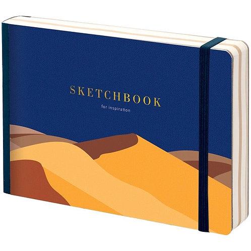 Скетчбук-альбом для рисования 80л.