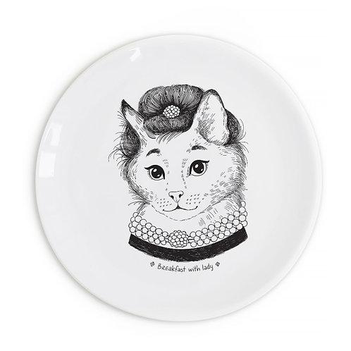 Тарелка «Одри»