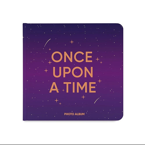 Фотоальбом «Once upon a time»