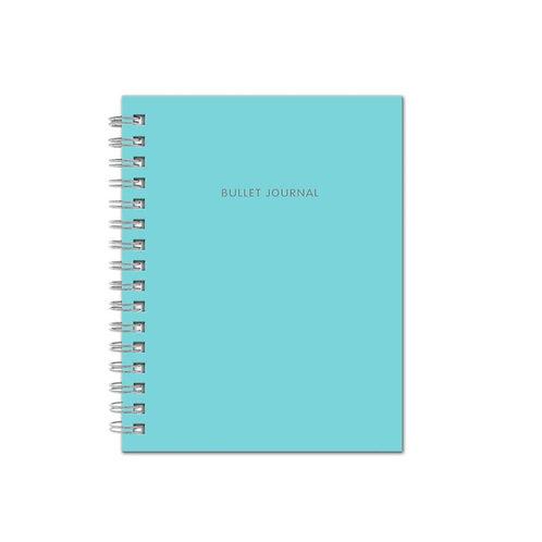 Bullet Journal Бирюзовый 162x210мм