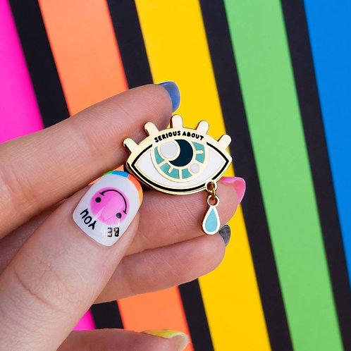 Значок «Третий глаз»