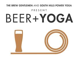 Pittsburgh Yoga Events, Beer + Yoga