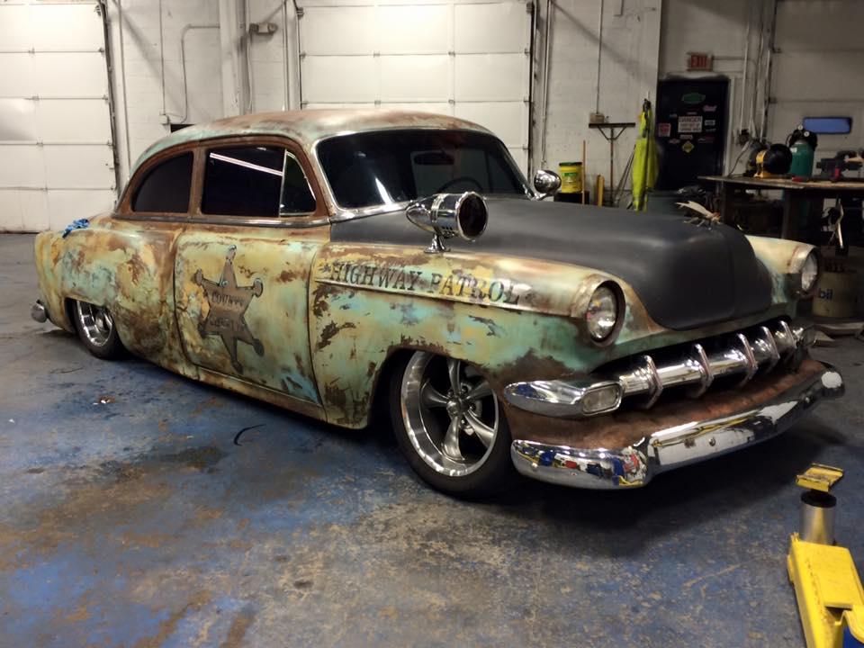 '54 Chevy