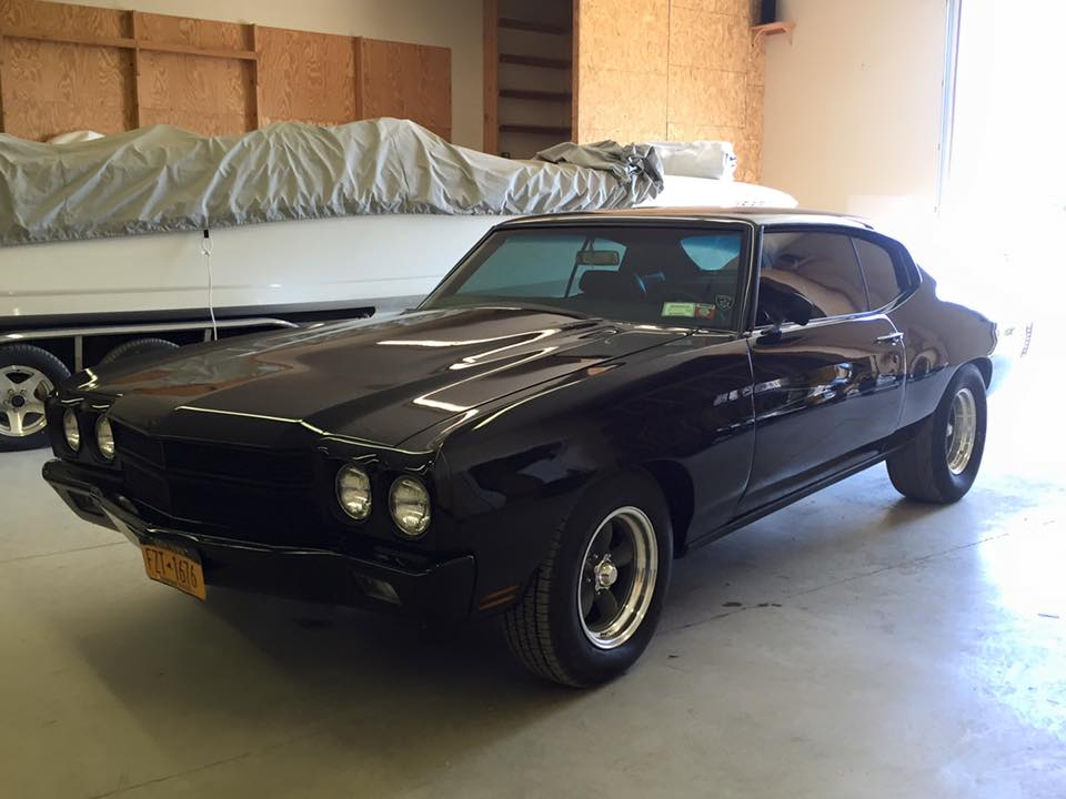 Chevelle 20% window tint