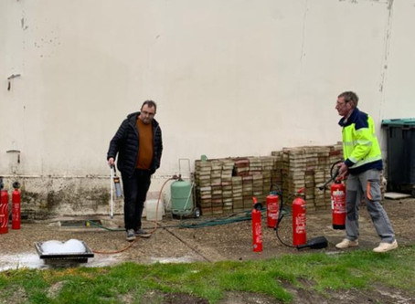 Formations protection incendie - Bordeaux (33)