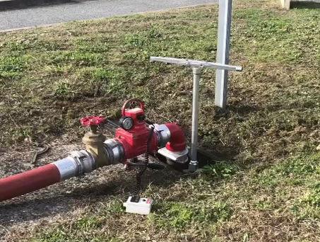 Vérification annuelle des poteaux incendie et des bouches incendie