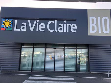 Vérification annuelle et contrôle sécurité incendie dans un magasin bio à Podensac en Gironde (33)
