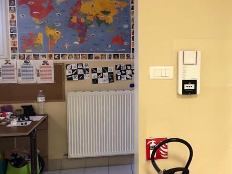 Mise en conformité incendie d'une école dans le Sud Gironde (33)