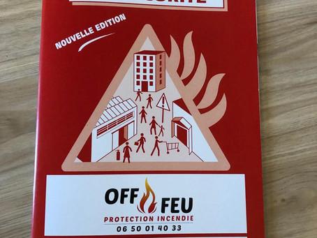 Pose des extincteurs et fourniture du registre de sécurité dans le Sud Gironde (33)