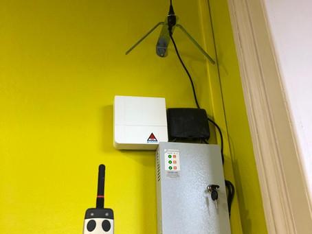 Mise en place d'une télécommande longue portée - Sud Gironde (33)