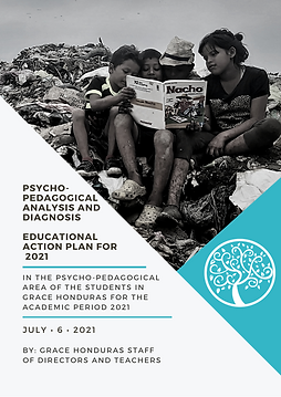 Psychopedagogical analysis and diagnosis  Educational action plan for 2021.png