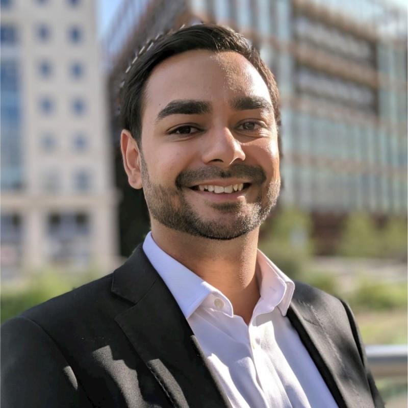 Imran Elahi, UK Country Manager, GDR