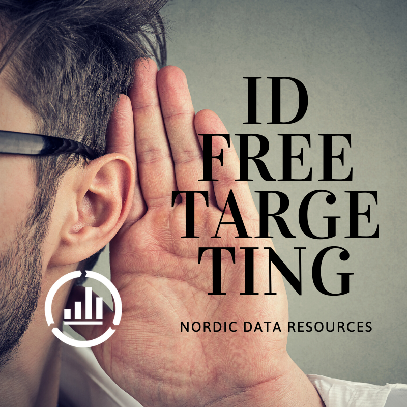 Check out our new ID-free targeting platform