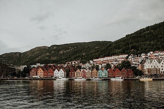norway - Buildings Near Body Of Water.jp