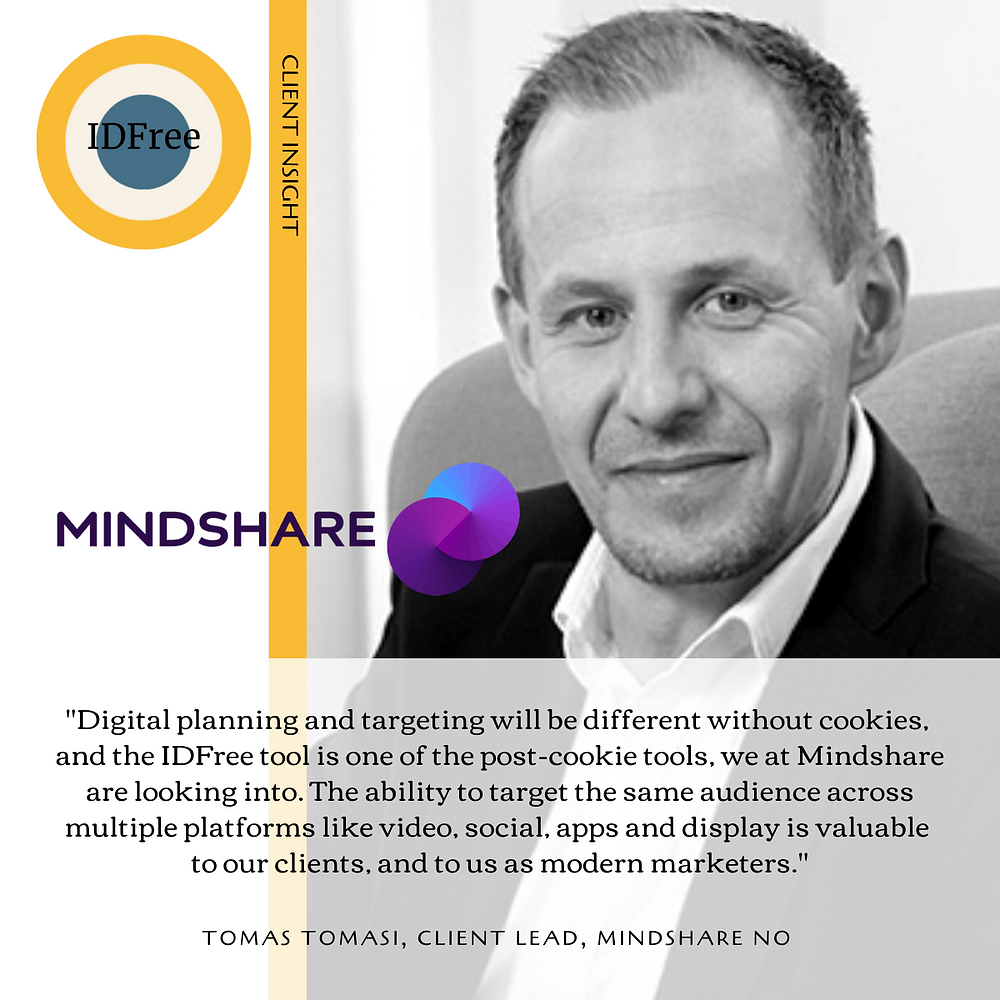 IDFree Client Insight by Mindshare