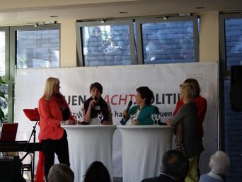 Kapschack beim Frauentags-Empfang der ASF Witten