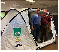 Jay and Mike with shelterbox.jpg