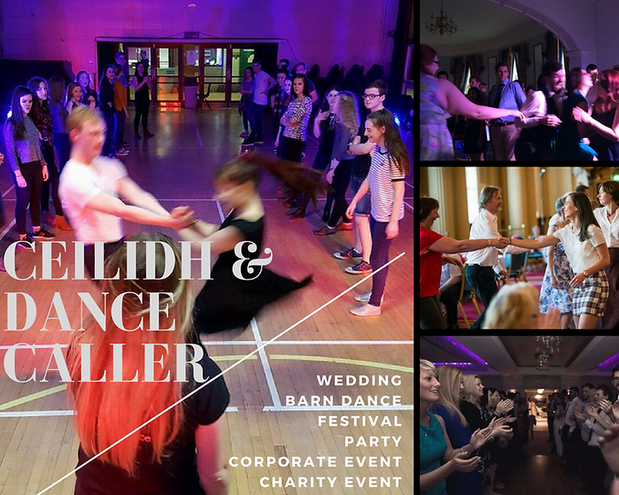 NI Ceilidh Band and Dance Caller -  Barn dance, Wedding band, Corporate entertainment, charity band, charity events