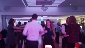 Alastair Scott Ceilidh Band Burns Night 2019