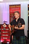 Alastair Scott Ceilidh Band Burns Night 2019