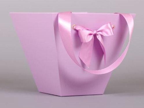 Коробка-трапеция для цветов