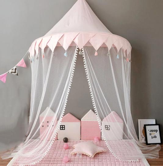 Настенный шатер