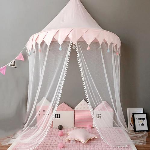 Пристенный шатер 1