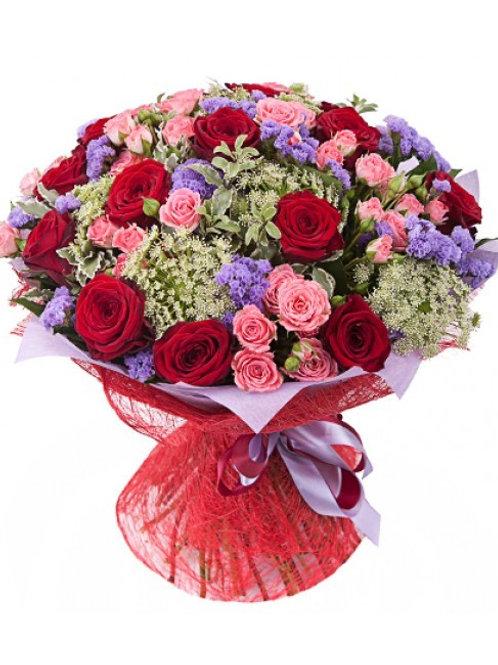 Букет из роз (39 шт.)