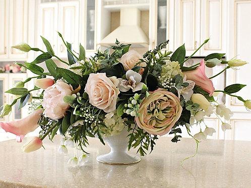 """Букет цветов в вазе """"Изольда"""""""