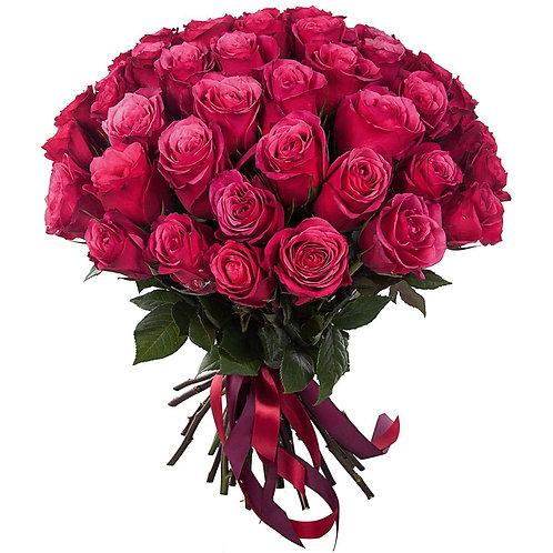 "Букет роз ""Cherry"""