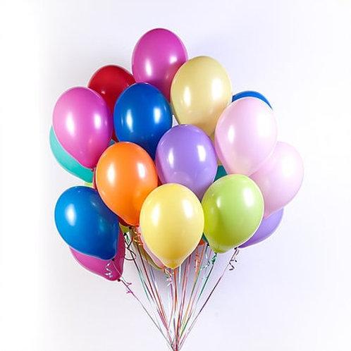 Гелевые шарики (Любые цвета)