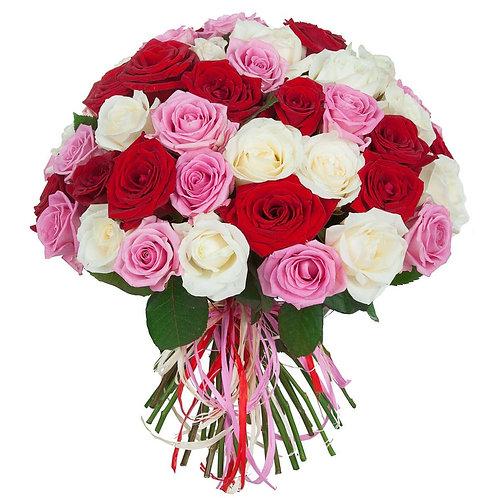 Букет из роз (35 шт.)
