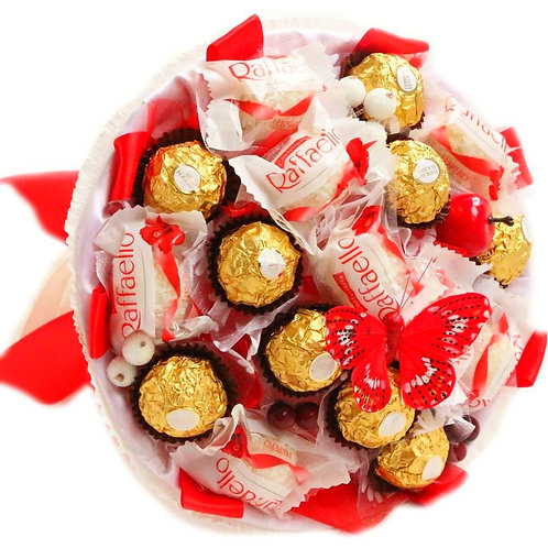 Букет из конфет 1